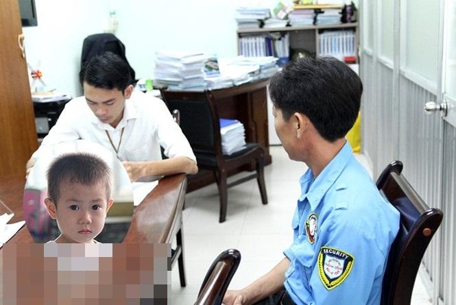 Vụ bé trai 2 tuổi nghi bị bỏ rơi ở BV Từ Dũ: Người cha xuất hiện xin nhận con về nuôi - Ảnh 1