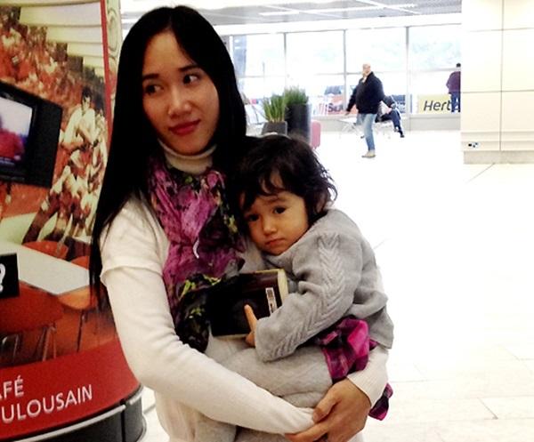 Ly kỳ hành trình tìm con của một bà mẹ Việt: Kết thúc có hậu, chờ phút trùng phùng - Ảnh 3