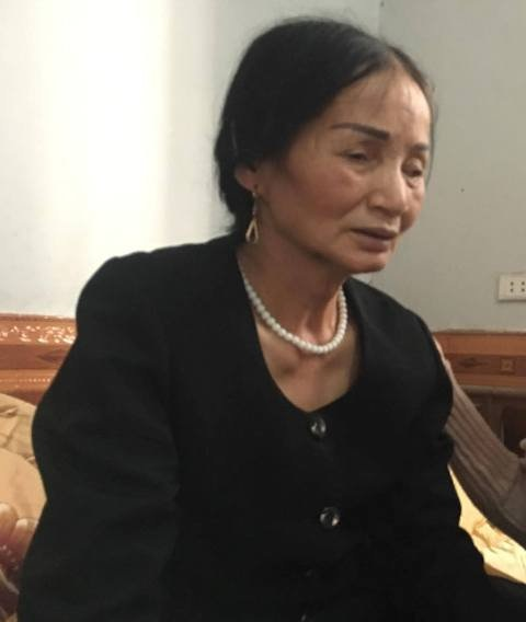 Tâm sự rơi nước mắt của mẹ chồng nữ xe ôm bị sát hại ở Thái Nguyên: 'Nó hứa về với các con mà không về nữa' - Ảnh 1