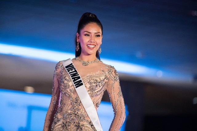 Hoa hậu Hoàn vũ 2017: Nguyễn Thị Loan trượt top 16 dù sở hữu thân hình 'đốt mắt' người nhìn thế này - Ảnh 1