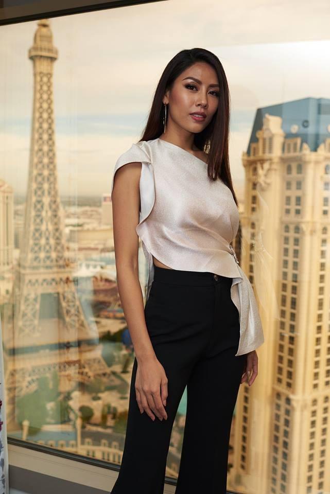 Hoa hậu Hoàn vũ 2017: Nguyễn Thị Loan trượt top 16 dù sở hữu thân hình 'đốt mắt' người nhìn thế này - Ảnh 3