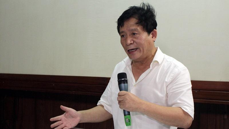 Quốc Tuấn tiết lộ ông Nguyễn Thuỷ Nguyên rất thích chửi bới nghệ sĩ: 'Ông ta thường xuyên văng tục, mạt sát anh em là Chí Phèo, là ăn cắp' - Ảnh 3