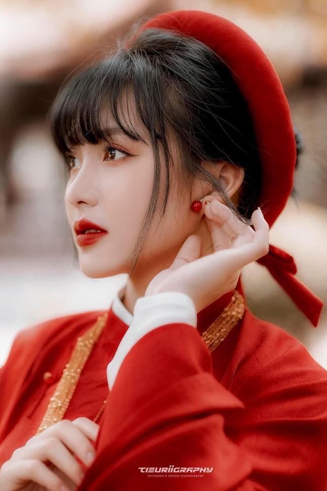 Hot girl Thái Nguyên với nhan sắc đốn tim bao chàng từ cái nhìn đầu tiên - Ảnh 9