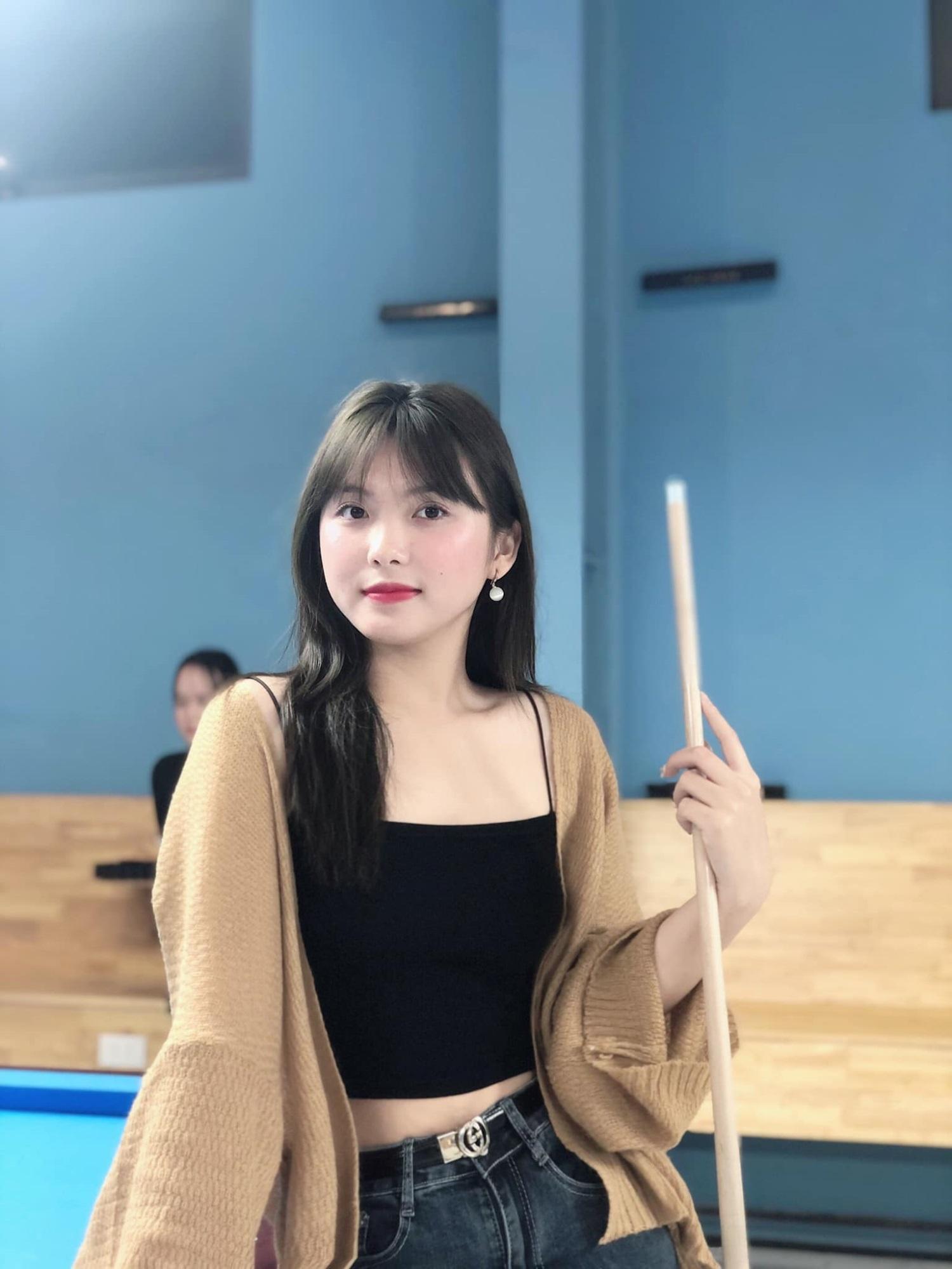 Hot girl Thái Nguyên với nhan sắc đốn tim bao chàng từ cái nhìn đầu tiên - Ảnh 4