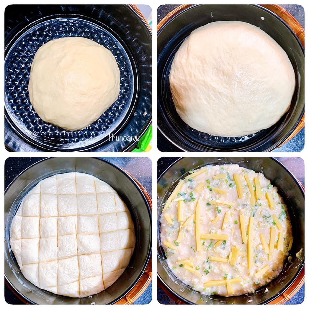 Bánh mì phô mai bơ tỏi hot rần rần một thời bằng nồi chiên không dầu - thành quả 'đỉnh chóp' khiến chị em xuýt xoa - Ảnh 4