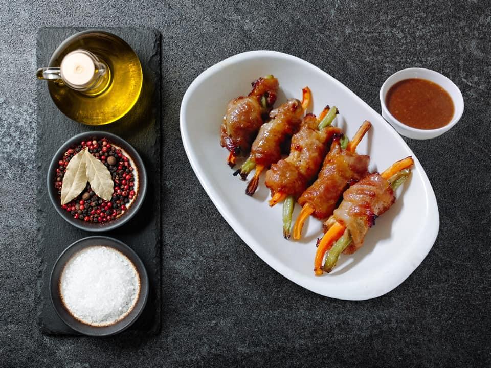 Chống ngấy với thịt cuộn rau củ thơm ngon đậm đà hương vị Hàn Quốc - Ảnh 1