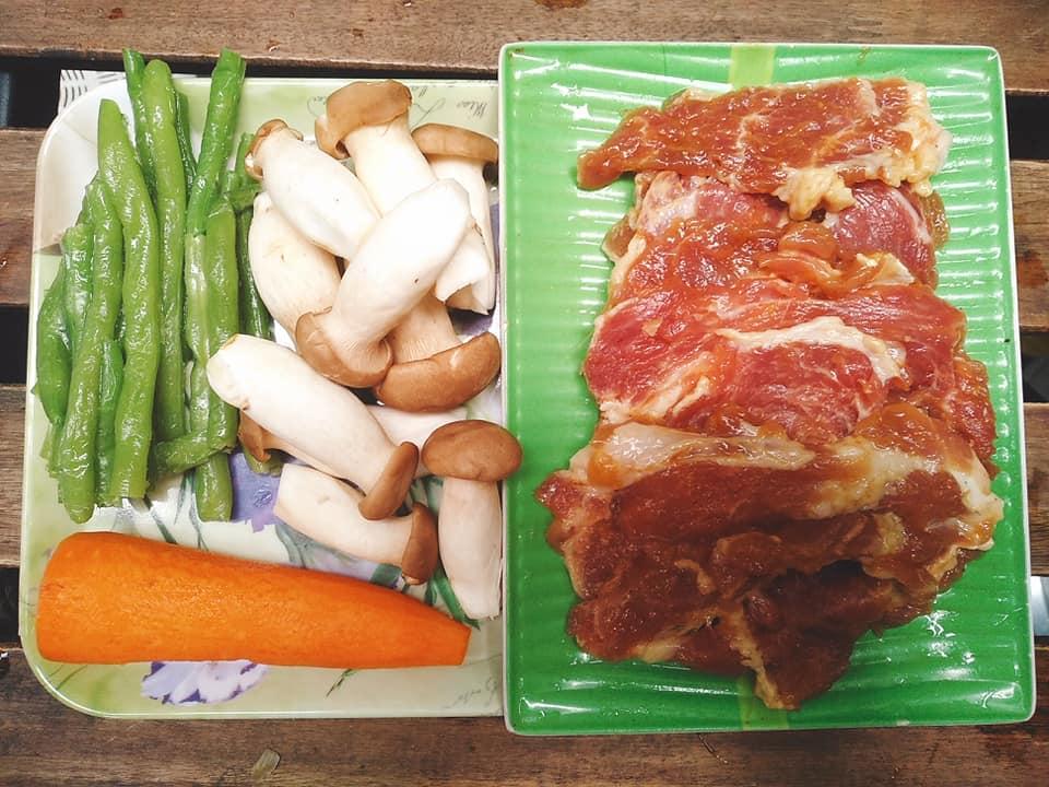 Chống ngấy với thịt cuộn rau củ thơm ngon đậm đà hương vị Hàn Quốc - Ảnh 2