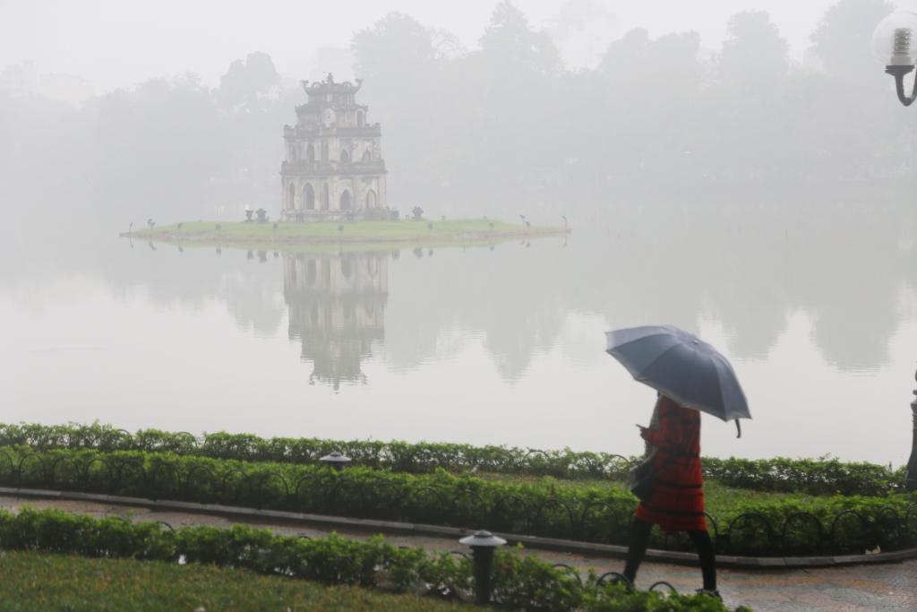 Dự báo thời tiết ngày 11/1: Bắc Bộ có mưa phùn và sương mù, trời rét - Ảnh 1