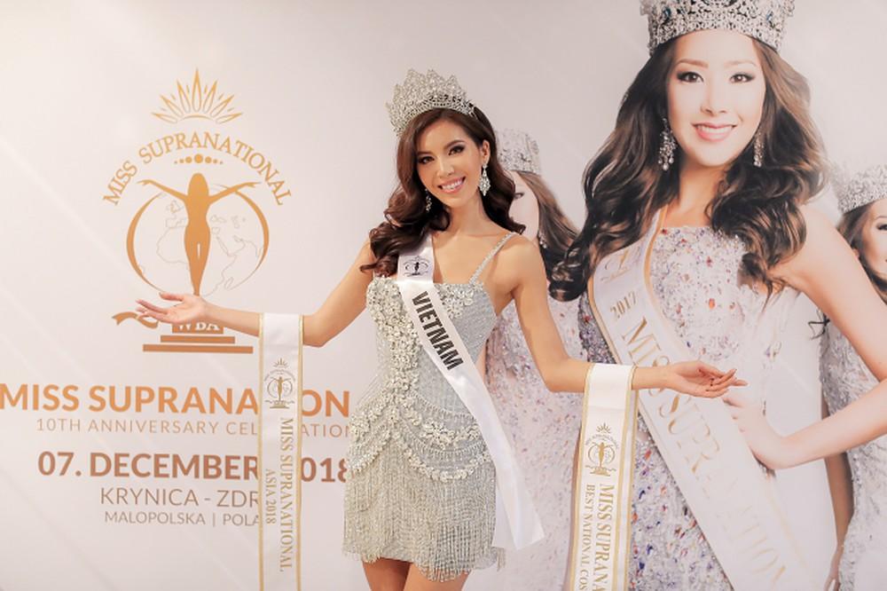 Việt Nam đi vào lịch sử khi lần đầu tiên lọt top 5 cường quốc Hoa hậu năm 2018 - Ảnh 5
