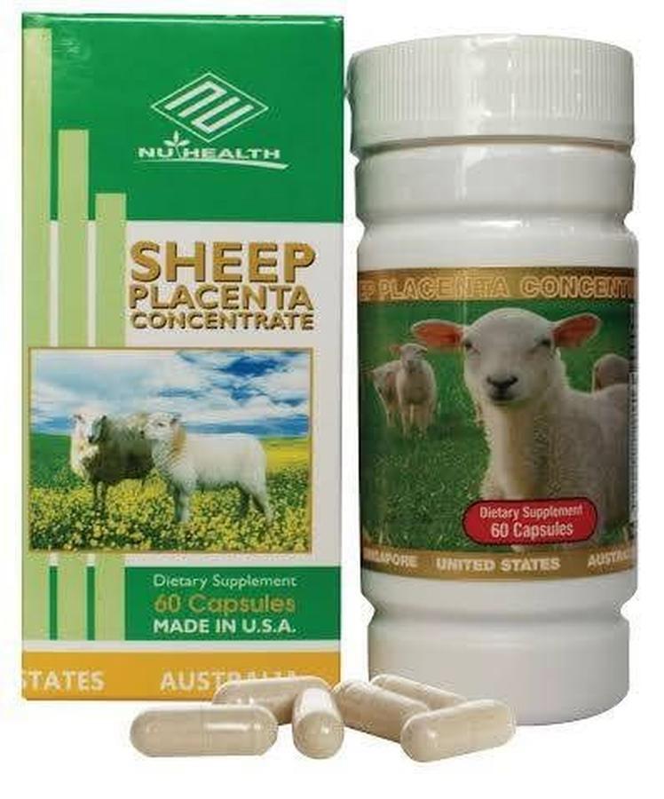 Làm đẹp bằng nhau thai cừu