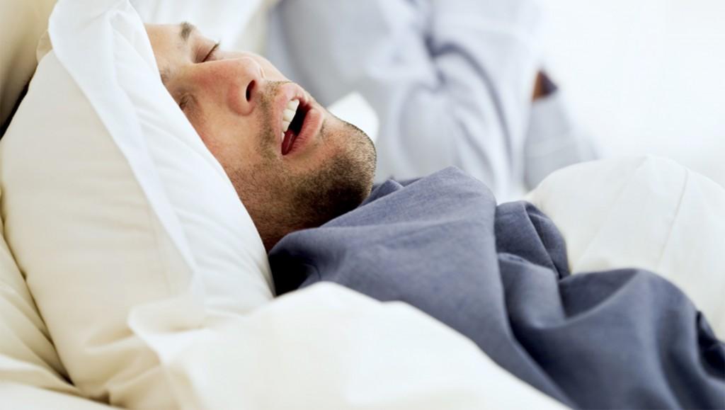 Nghẹt thở khi ngủ