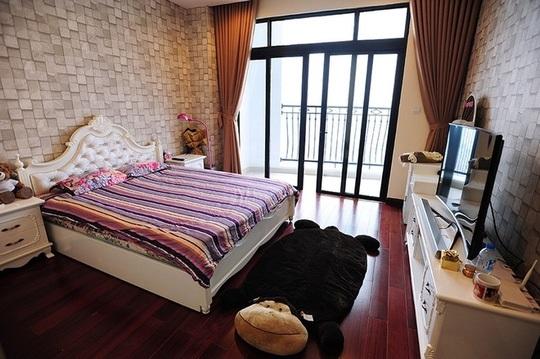căn hộ chung cư mới của gia đình Huyền My làm nhiều người ngỡ ngàng