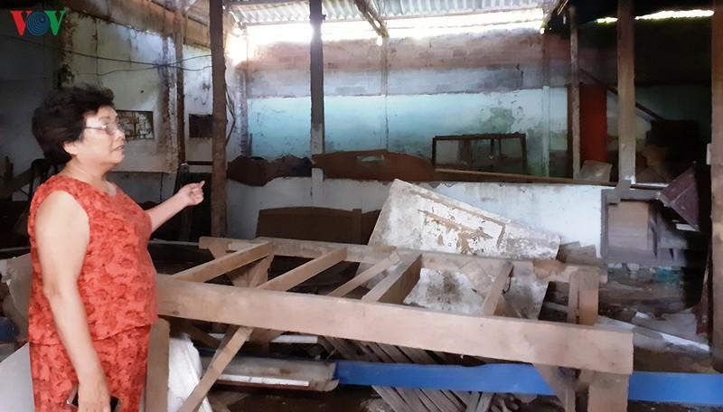 Dân khổ sở vì dự án chậm tiến độ ở thành phố Thái Nguyên - Ảnh 2