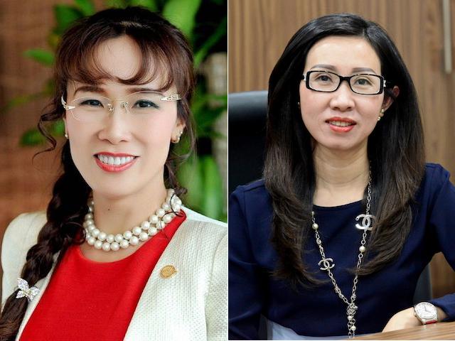 Lý do đưa tỷ phú Nguyễn Thị Phương Thảo, Trần Thị Lệ trở thành doanh nhân quyền lực - Ảnh 1