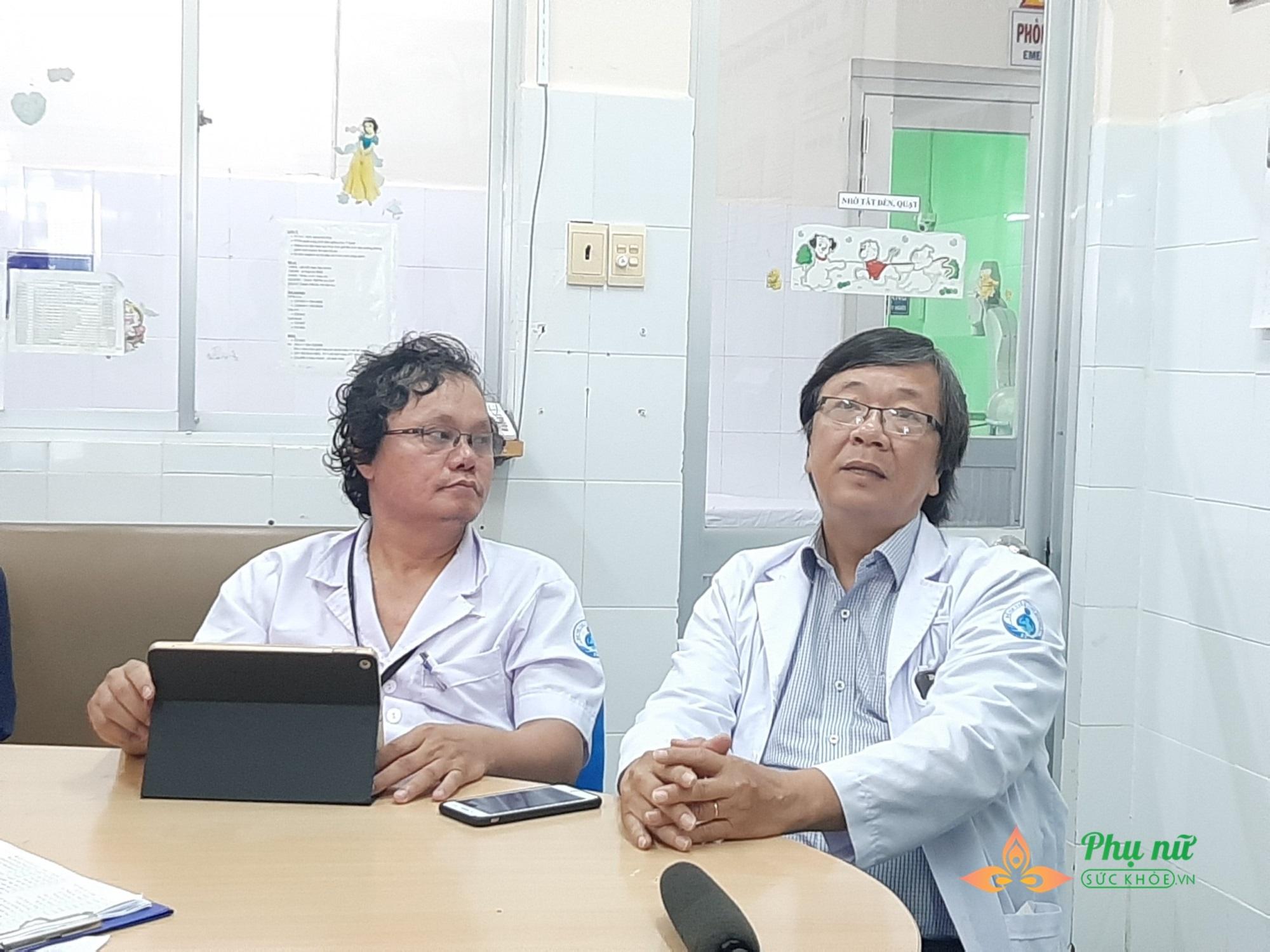 Bệnh viện Nhi đồng 1 phẫu thuật tách thành công cặp song sinh dính liền gan  - Ảnh 2