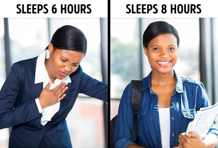 Điều gì sẽ xảy ra với cơ thể nếu ngủ 8 tiếng mỗi ngày? - Ảnh 3