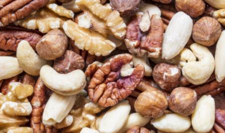 Tiêu thụ 60g hạt mỗi ngày giúp cải thiện chức năng tình dục của nam giới - Ảnh 1