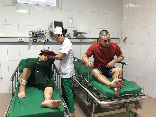 Nhân chứng vụ tai nạn khiến 15 người thương vong: Ám ảnh cảnh người nằm la liệt, hoảng loạn đau đớn - Ảnh 2