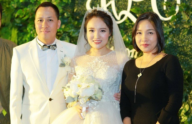 Ngọc Trinh, Vũ Khắc Tiệp cùng loạt sao Việt dự lễ cưới của Nhật Thủy Idol và bạn trai đại gia hơn 14 tuổi - Ảnh 5