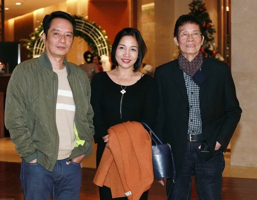Ngọc Trinh, Vũ Khắc Tiệp cùng loạt sao Việt dự lễ cưới của Nhật Thủy Idol và bạn trai đại gia hơn 14 tuổi - Ảnh 6