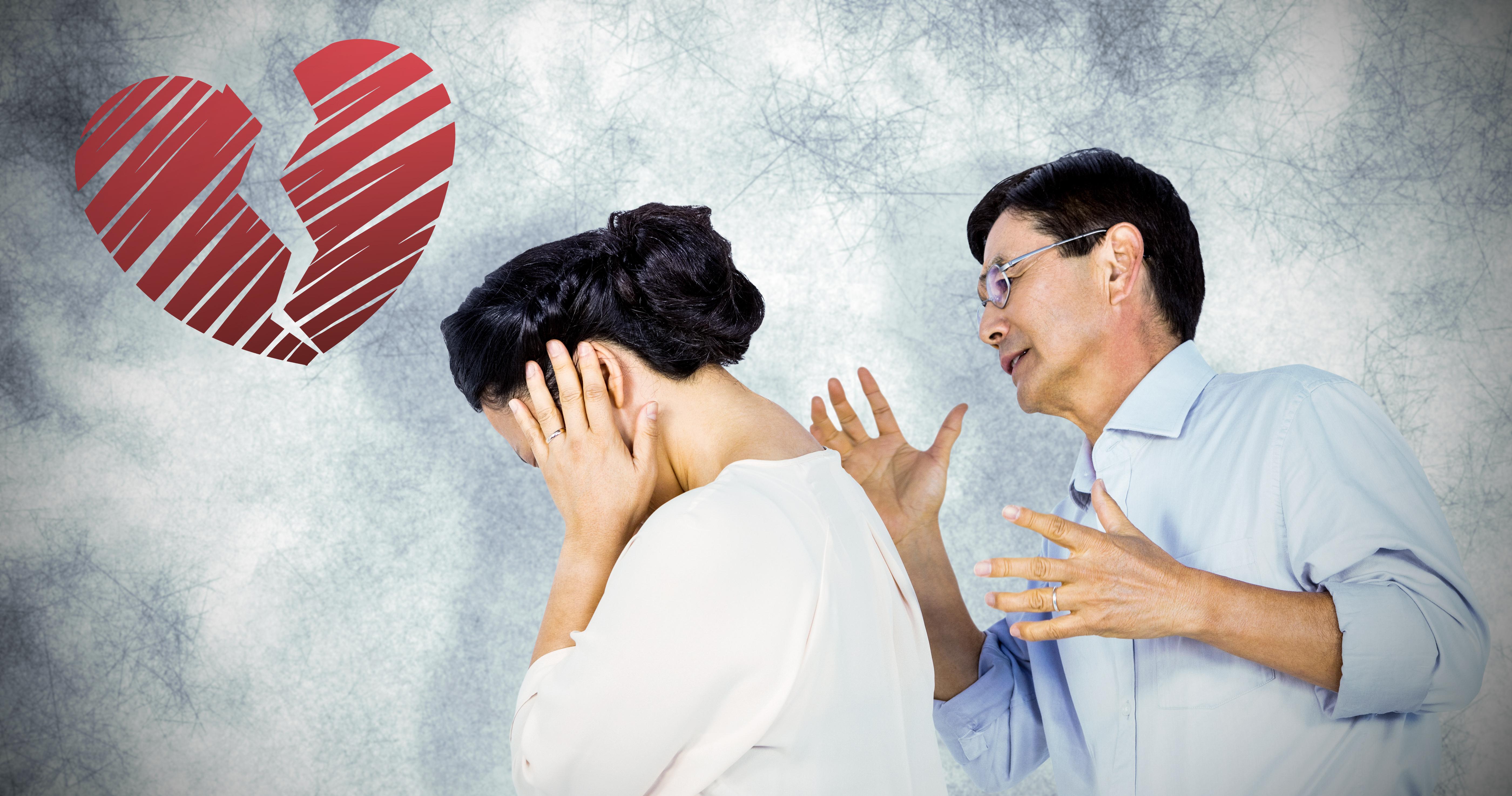 ly hôn của bố mẹ không phải là sự kết thúc mà là sự lựa chọn riêng của 2 người