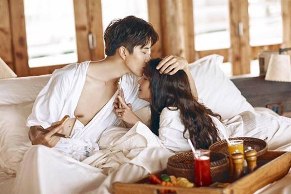 Nhiều vợ chồng thường yêu lúc lên giường