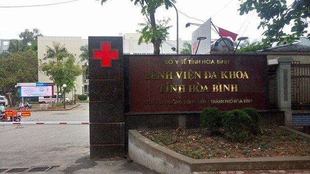 5 bác sĩ và điều dưỡng BV tỉnh Hoà Bình bị khởi tố - Ảnh 1