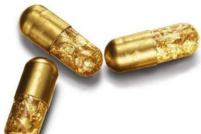 Bệnh viện K: Không ai khuyến cáo uống nano vàng chữa ung thư, coi chừng mất mạng - Ảnh 1