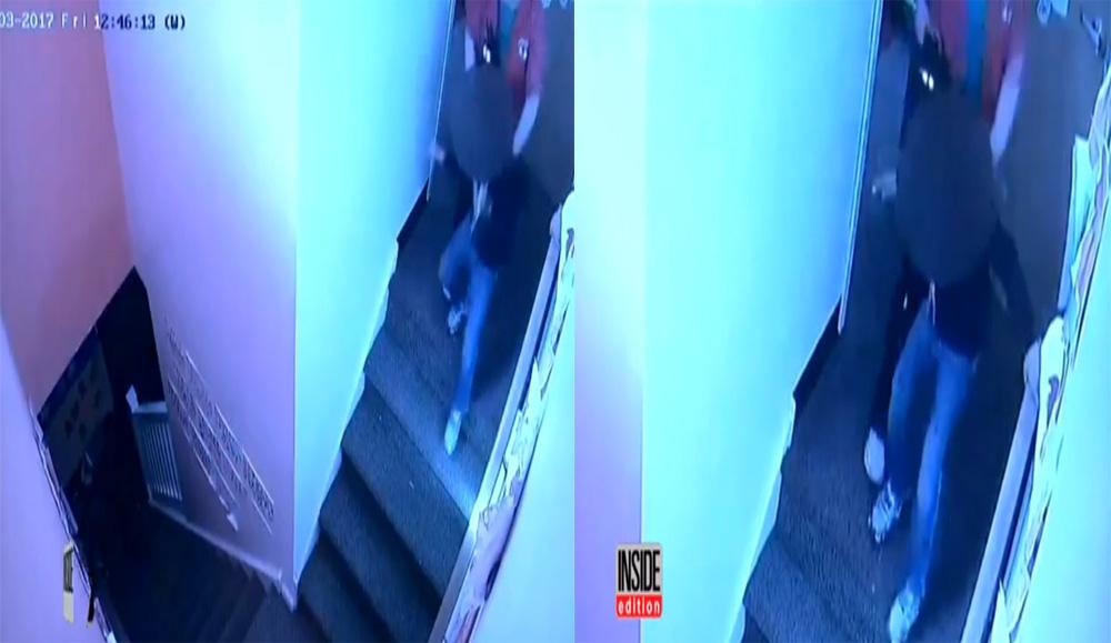 Cô giáo trông trẻ  xô bé gái 4 tuổi ngã dúi dụi xuống cầu thang - Ảnh 1