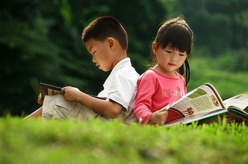 Thói quen đọc sách giúp trẻ có tư duy học tập tốt hơn