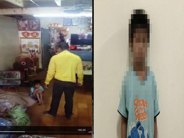 Phẫn nộ clip cha đánh đập dã man con trai 5 tuổi - Ảnh 2