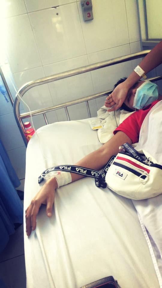 Hoa hậu Hoàn vũ H'Hen Niê bất ngờ phải nhập viện vì ngộ độc thực phẩm - Ảnh 2
