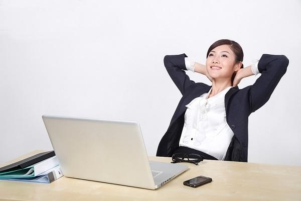 Thư giãn trong giờ làm việc giúp giảm đau đầu nhanh chóng
