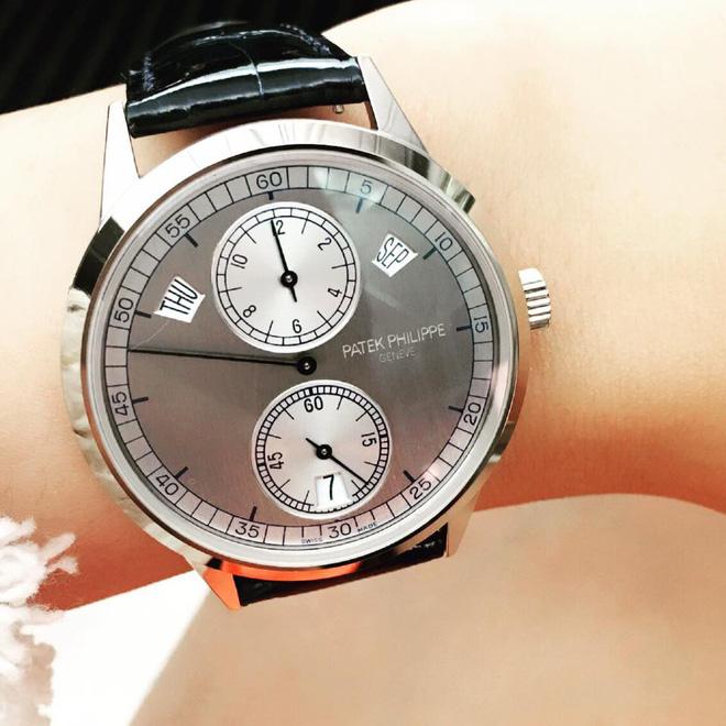 Mai Phương Thúy tiếp tục thể hiện độ chịu chơi khi khoe đồng hồ kim cương có giá hơn 2 tỷ đồng - Ảnh 6