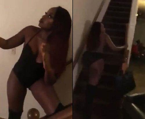Bị bắt gặp đang dan díu, cô nhân tình giả vờ làm búp bê tình dục - Ảnh 2