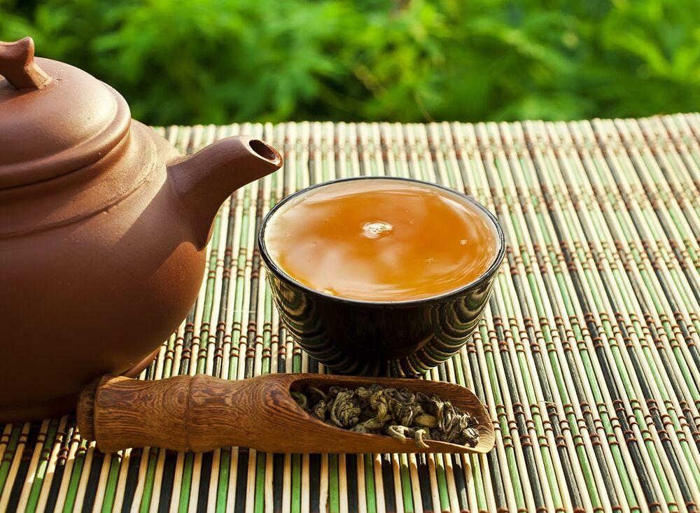Trà Ô Long có nhiều tác dụng sức khỏe và giúp giảm cân tuyệt vời
