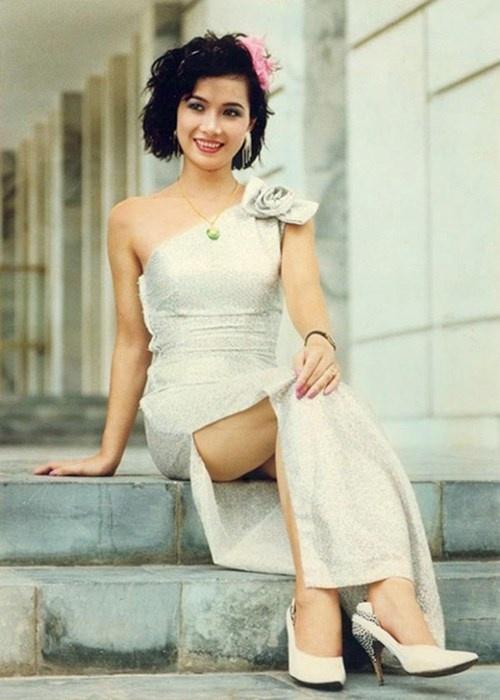 Cuộc sống và nhan sắc của Hoa hậu Bùi Bích Phương sau 30 năm đăng quang - Ảnh 2