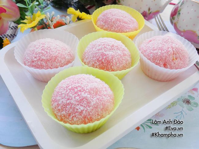 Dẻo dẻo, thơm thơm, ngon ngọt với bánh mochi vị dâu nhân xoài tuyệt hảo - Ảnh 3