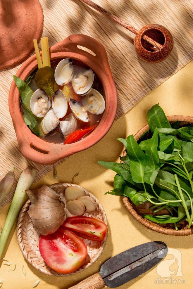 Đưa cơm cực kỳ với món canh ngao nấu chua theo cách này - Ảnh 3