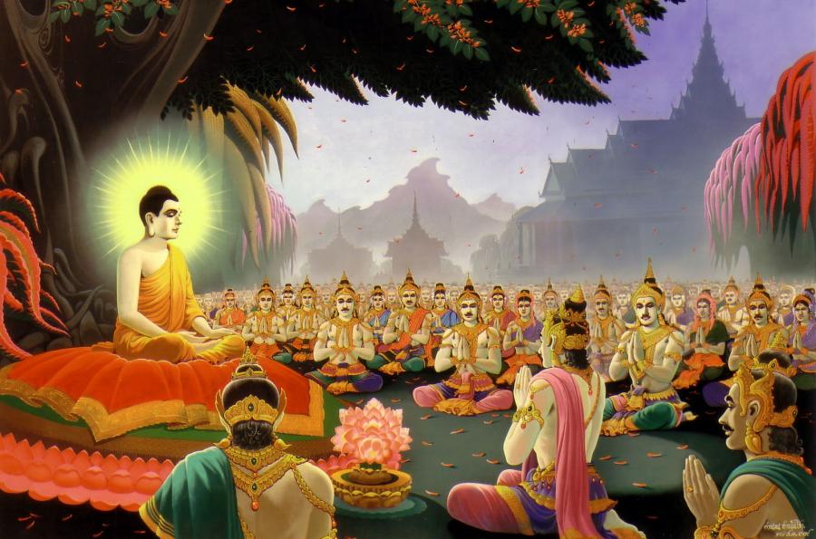 Lời Phật dạy: 4 nguy hiểm cùng cực khi con người trót rơi vào tà kiến - Ảnh 1