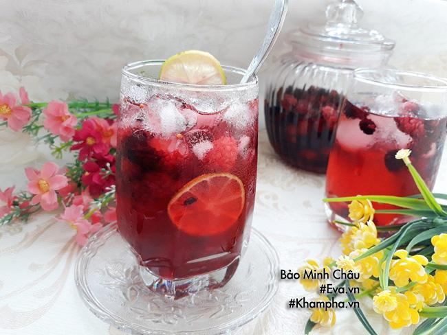 Mùa dâu tằm, làm ngay nước dâu thơm ngon, tươi mát uống thôi - Ảnh 3