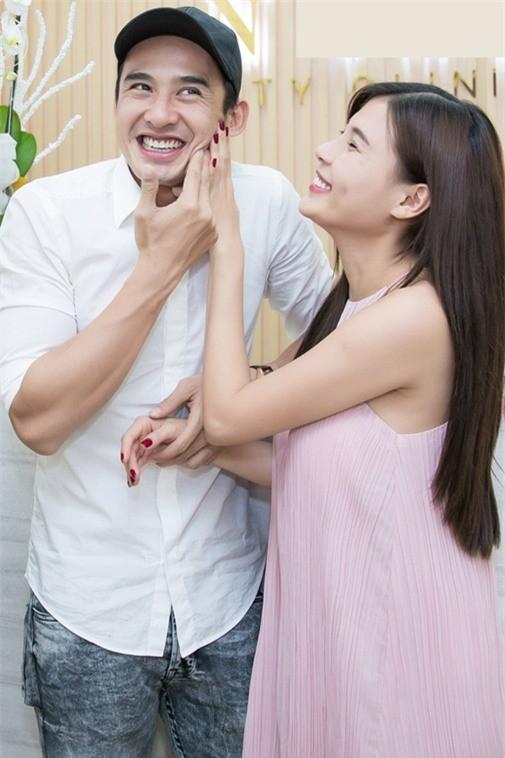 Thúy Diễm mang thai sau 2 năm ngày cưới với Lương Thế Thành? - Ảnh 2