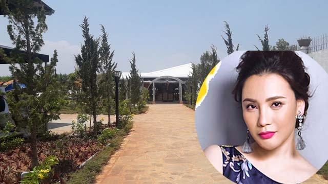 Ca sĩ Hồ Quỳnh Hương bị phạt khi xây khu nghỉ dưỡng ở Vũng Tàu - Ảnh 1