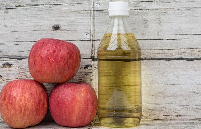 Dùng giấm táo trị hôi miệng tại nhà