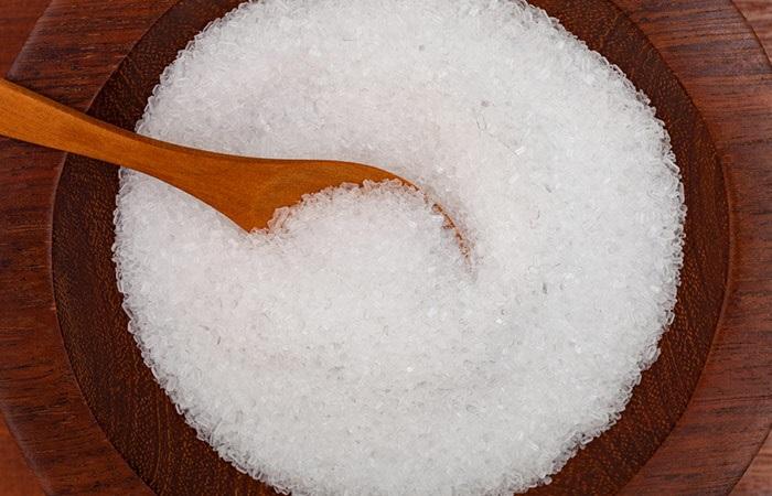 Mẹo chữa hôi miệng tại nhà bằng muối epsom