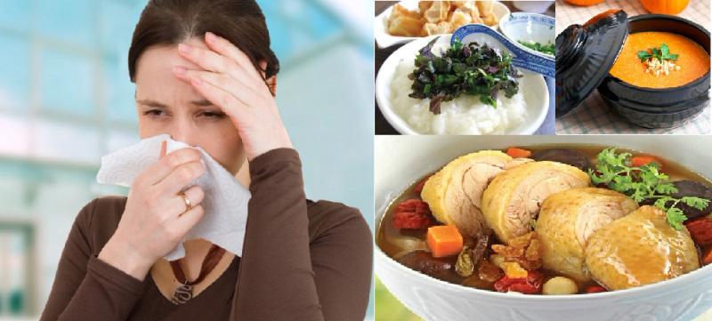 Bật mí các công thức món ăn trị cảm thần tốc hiệu quả hơn cả thuốc kháng sinh - Ảnh 1
