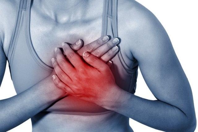 Những nguyên nhân khiến ngực bạn thi thoảng bị đau - Ảnh 1
