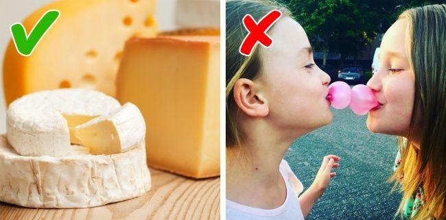 Những thực phẩm giúp trắng răng và hại răng nhiều người hay dùng ngược - Ảnh 1