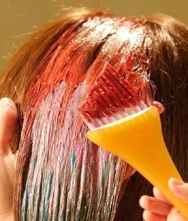 Mẹo nhuộm tóc bằng củ dền đỏ lên màu đẹp hơn cả salon - Ảnh 5