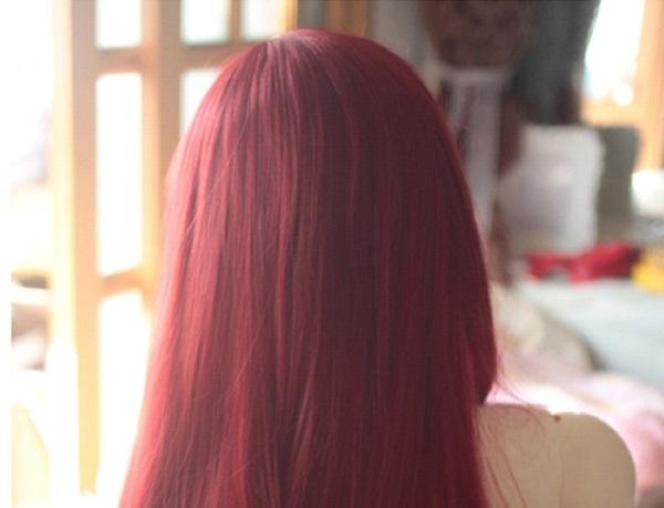 Mẹo nhuộm tóc bằng củ dền đỏ lên màu đẹp hơn cả salon - Ảnh 6